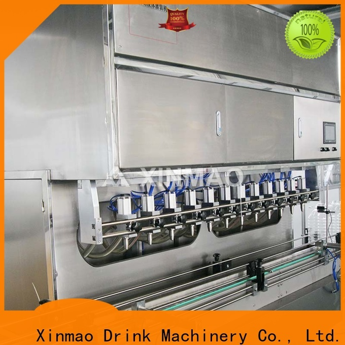 Xinmao best oil bottling machine for sale for soy sauce