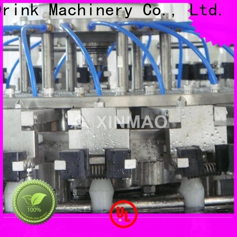 Xinmao introduction wine bottling equipment for sale suppliers for wine bottle