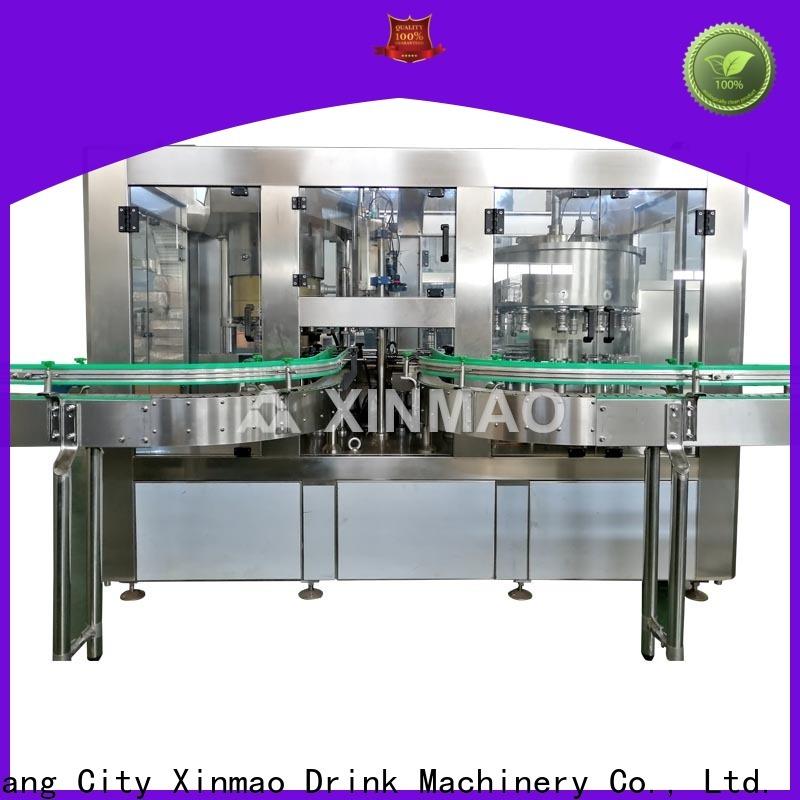 Xinmao wholesale fruit juice bottling plant for sale for mango juice