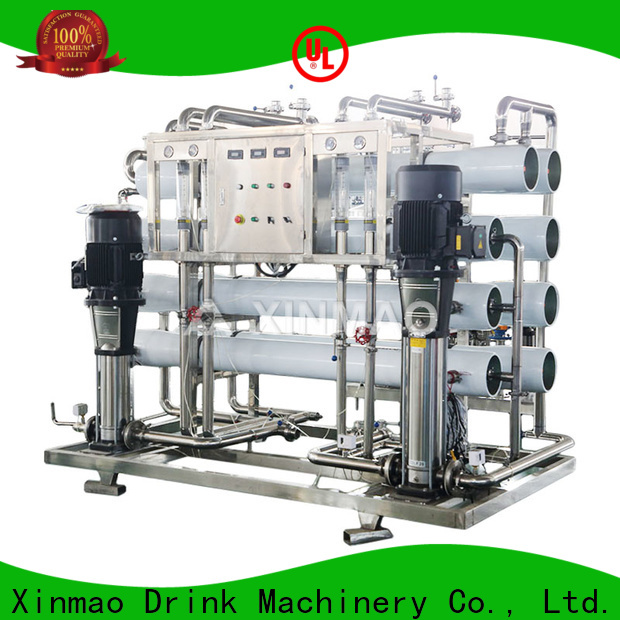 Xinmao latest water treatment systems cost manufacturers for water