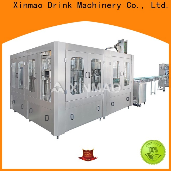 Xinmao machine barrel filling machine for sale for water jar