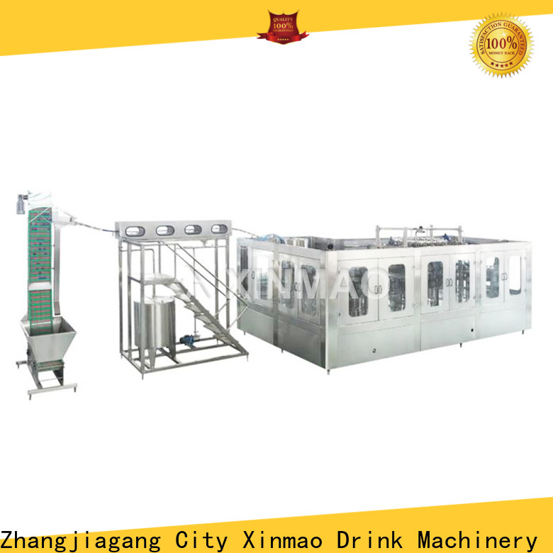 New mineral water filling machine big for sale for pet bottle