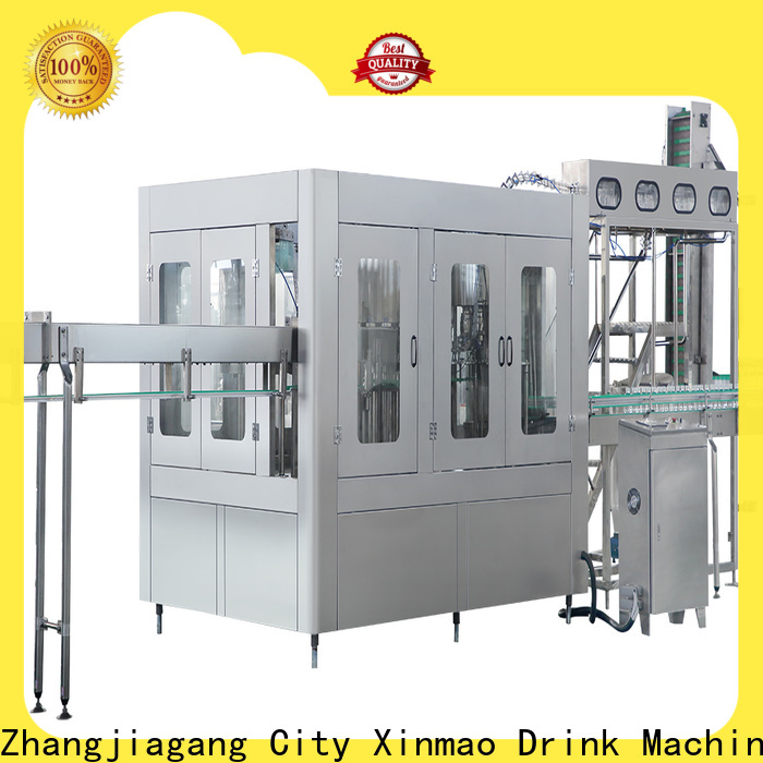 Xinmao best 20 ltr water jar filling machine supply for mineral water