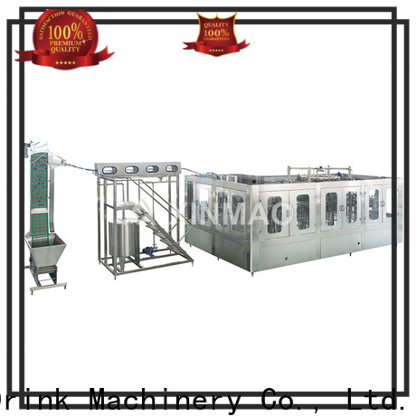 Xinmao top juice bottling machine manufacturers for tetra juice
