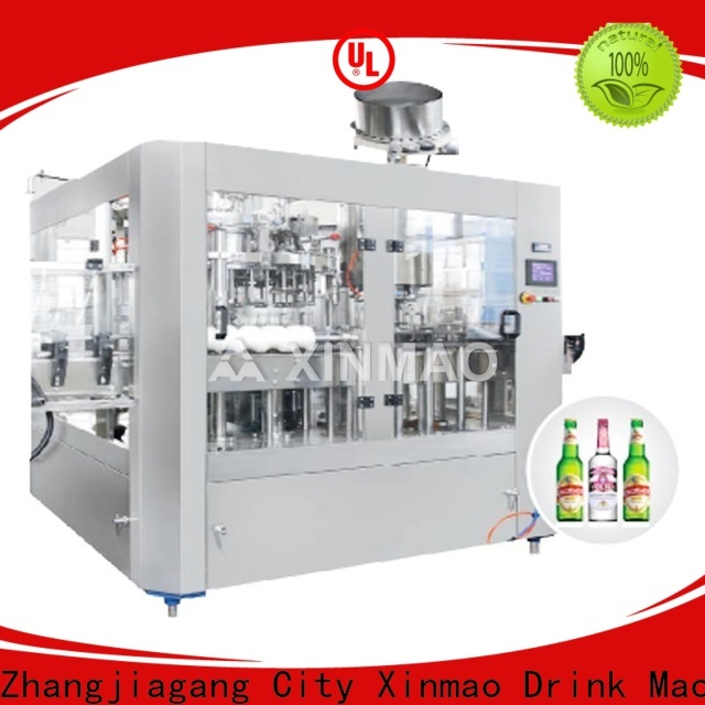 Xinmao latest beer packaging machine for business for beer can