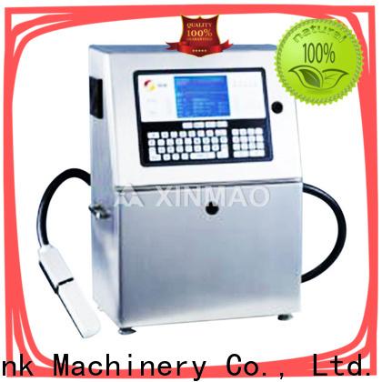 custom expiry date printing machine for sale inkjet supply for plastic bottle