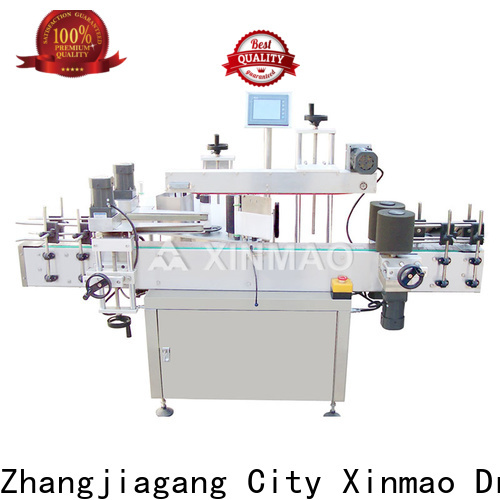 Xinmao wholesale bottle labeling machine supply for plastic bottles