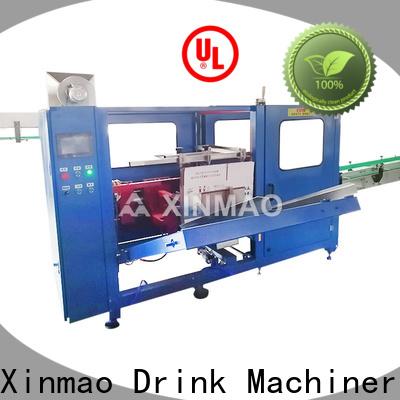 Xinmao sealing carton box packaging machine company for factory