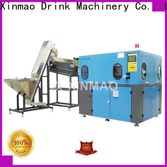 New injection blowing machine fully for business for juice