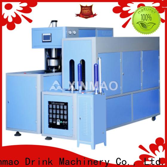 Xinmao blow bottle molding machine factory for bererage