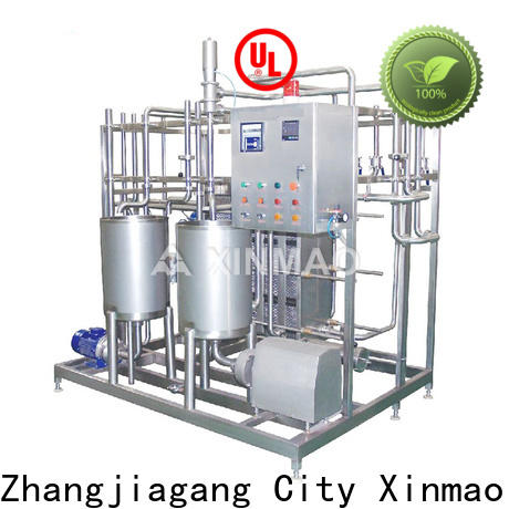 Xinmao juice juice bottling plant manufacturers for soft drink