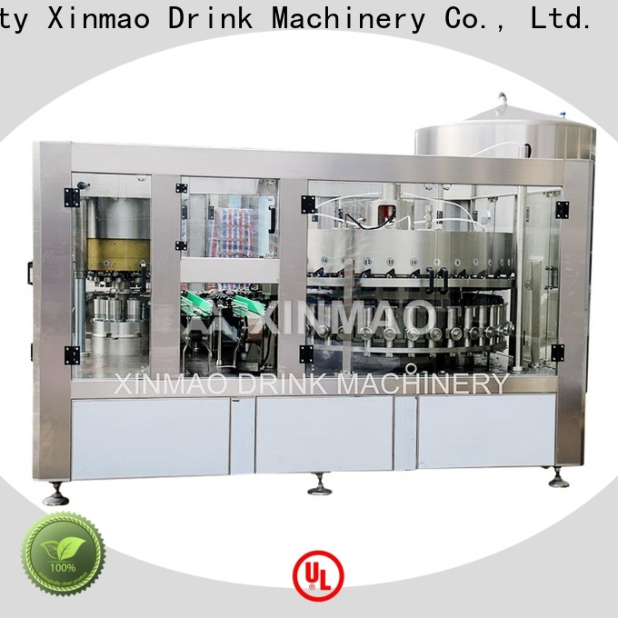high-quality carbonated drink filling machine carbonated for business for soda