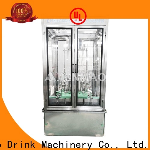 Xinmao oil soy sauce filling machine for business for soy sauce