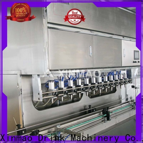 Xinmao machine edible oil filling machine manufacturers for soy sauce