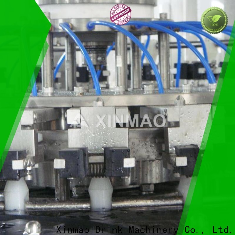 Xinmao glass liquor bottling equipment suppliers for wine