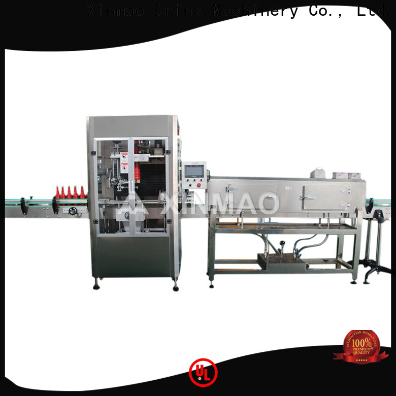 Xinmao best opp labeling machine for sale for bottle