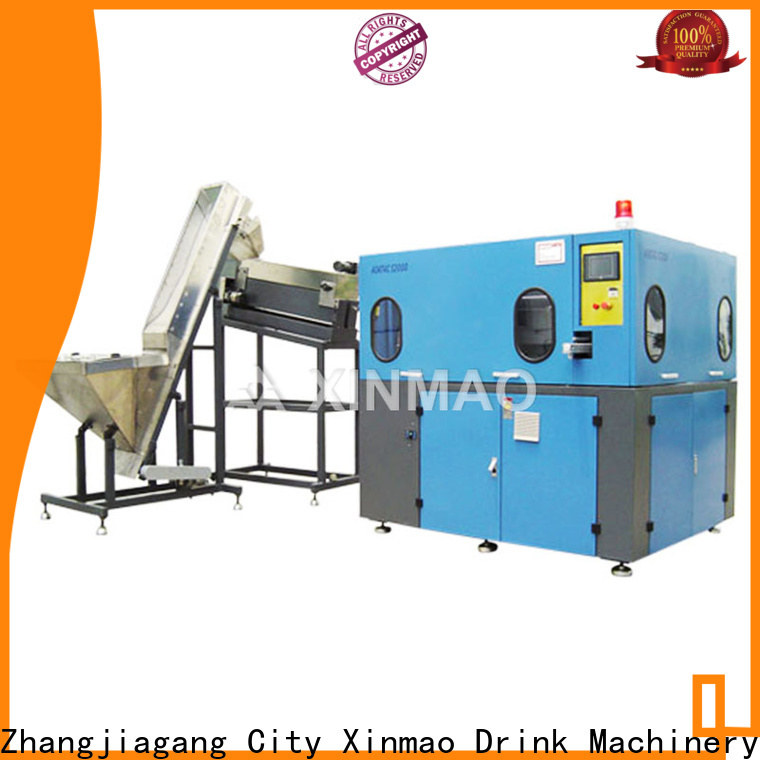 Xinmao high-quality 4 cavity pet blowing machine suppliers for bererage