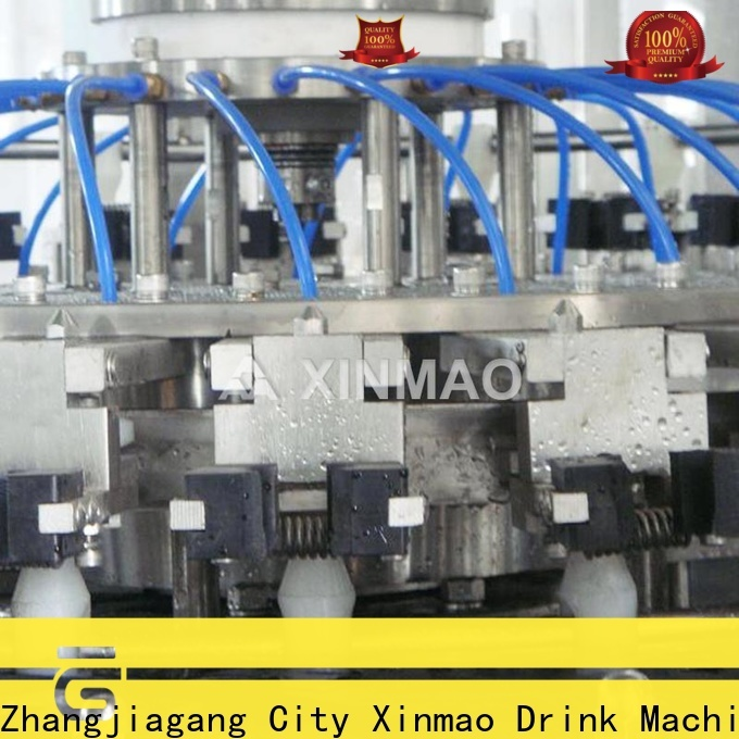 Xinmao bottled wine bottling equipment suppliers for wine