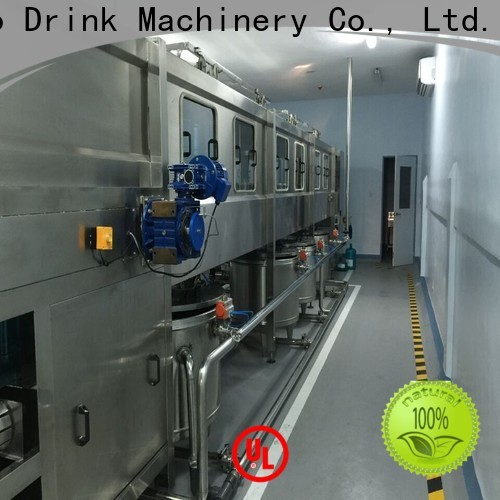 Xinmao bottle 20 ltr water jar filling machine for business for factory