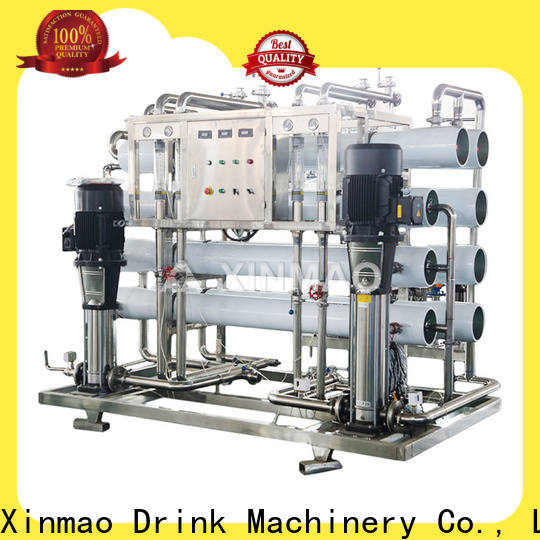 Xinmao best water treatment equipment manufacturers for mineral water