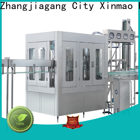 Xinmao best mineral water bottle filling machine manufacturers for factory