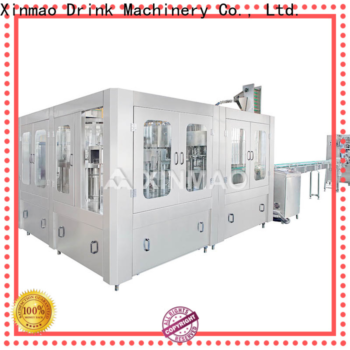 Xinmao New fruit juice packaging machine supply for fruit juice