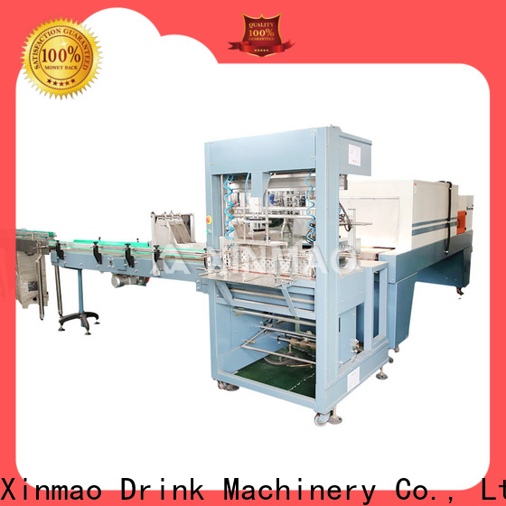 Xinmao wholesale packaging equipment supply for bererage