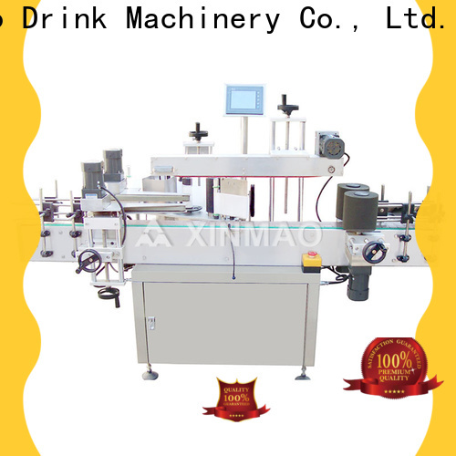 Xinmao introduction labeling sticker machine company for water bottle