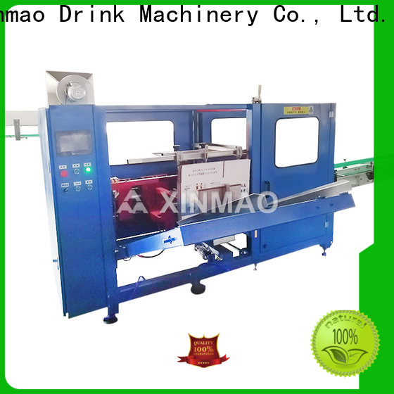 Xinmao machine automatic carton packing machine suppliers