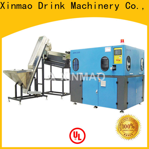 Xinmao semiautomatic pet injection blow molding machine suppliers for bererage