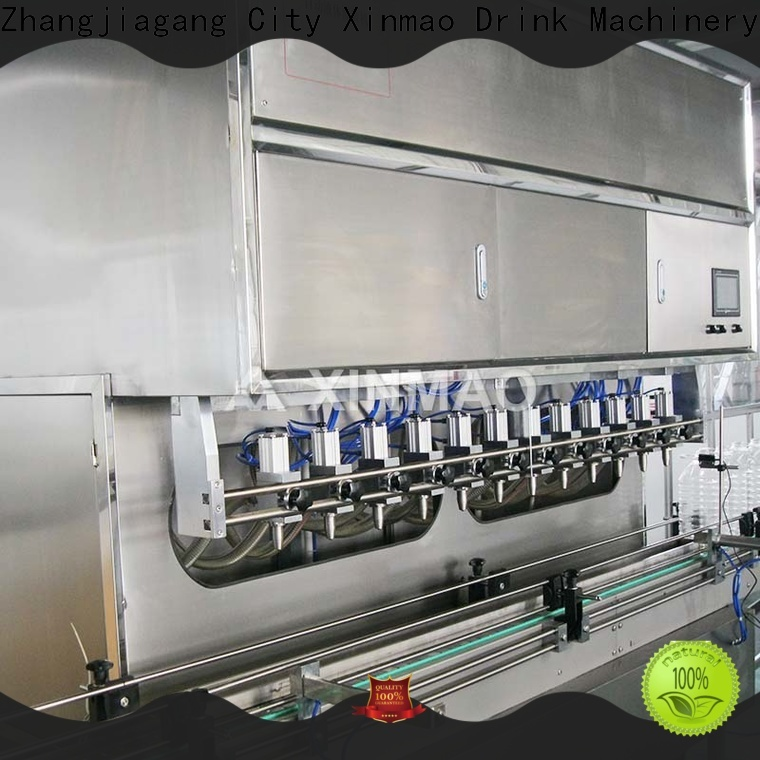 Xinmao oil oil filling machine for sale for condiments