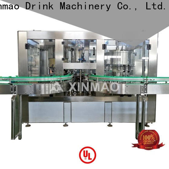 Xinmao custom fruit juice packaging machine manufacturers for tetra juice