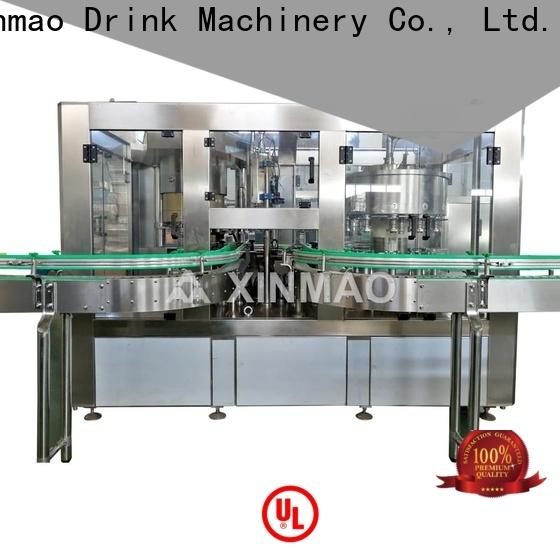 Xinmao custom fruit juice packaging machine manufacturers for tetra juice