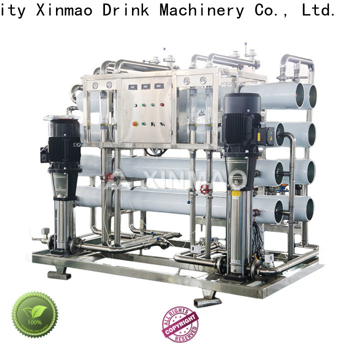 Xinmao water drinking water treatment systems for sale for factory