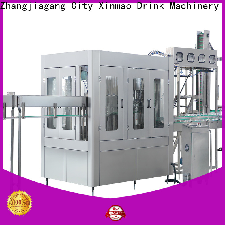 Xinmao gallon filling machinery for sale for water jar