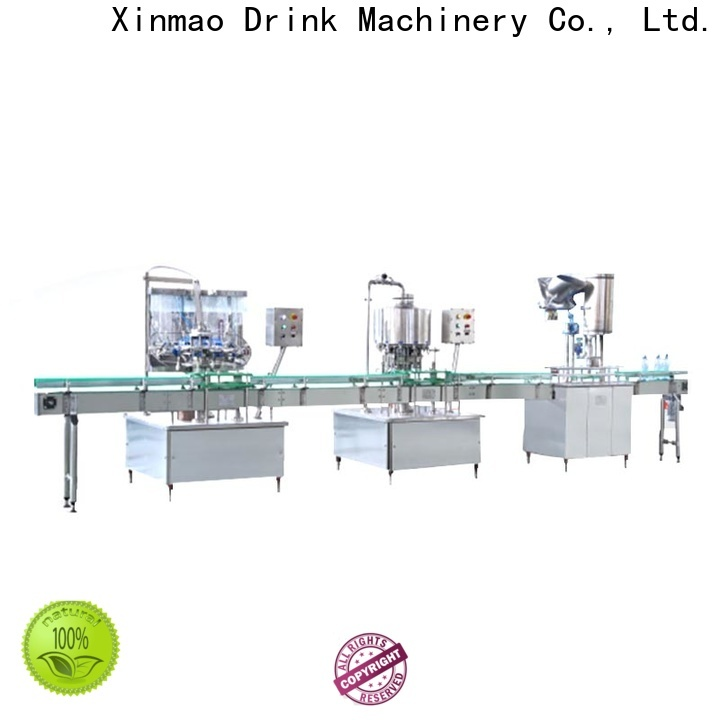 Xinmao top 5 gallon bottle filling machine supply for mineral water