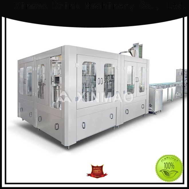 Xinmao best water bottle filling machine manufacturers for water bottle
