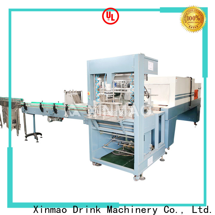 custom packaging equipment charter manufacturers for juice