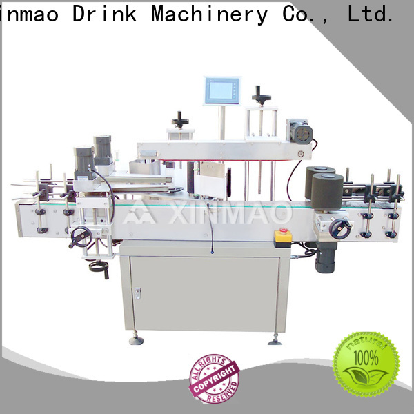 Xinmao best bottle labeling machine factory for factory