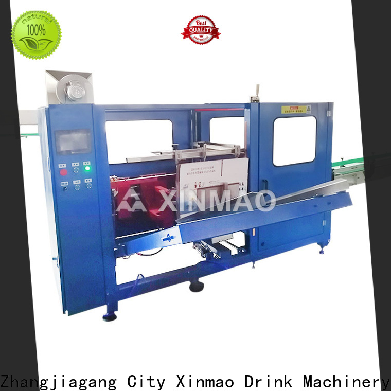 Xinmao sealing carton box packing machine price for business for carton box