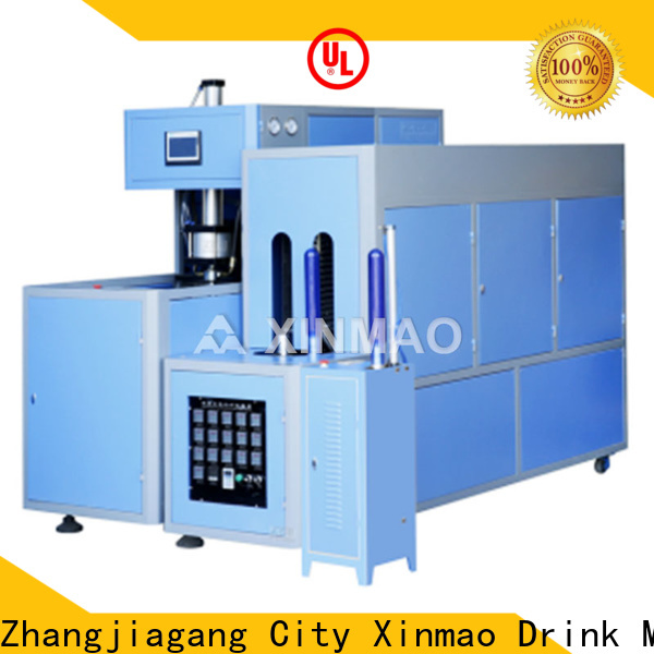 Xinmao semiautomatic 5 gallon blow molding machine for sale for bottle