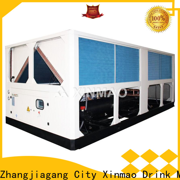 Xinmao acid soft drink plant machinery for sale for carbonated soft drink