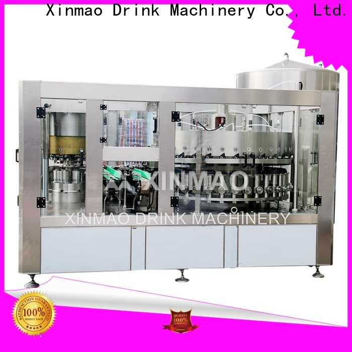 Xinmao machine industrial carbonated water machine supply for soda
