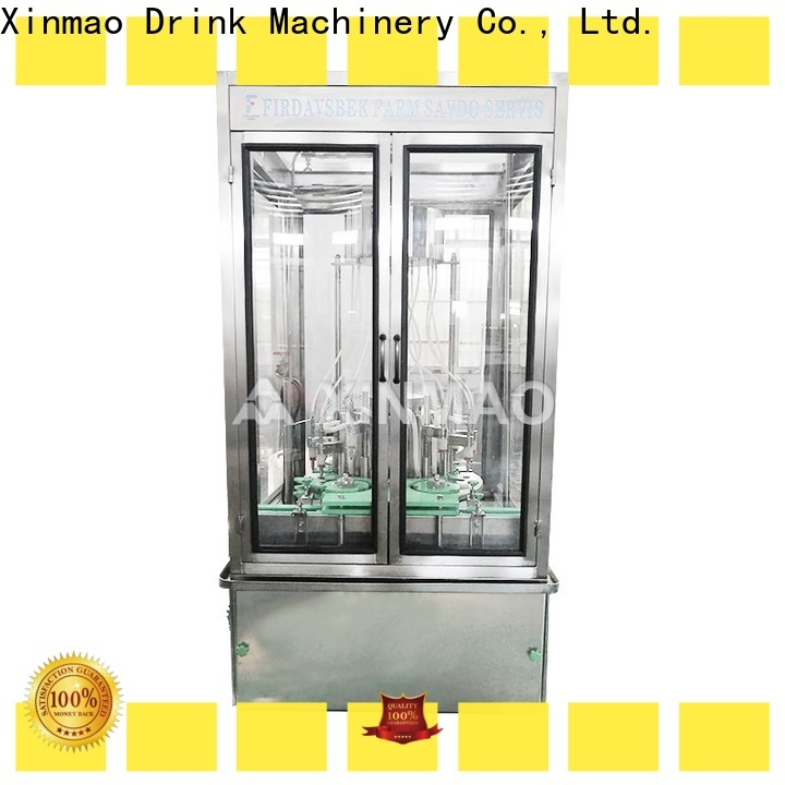 Xinmao filling soy sauce filling machine manufacturers for soy sauce