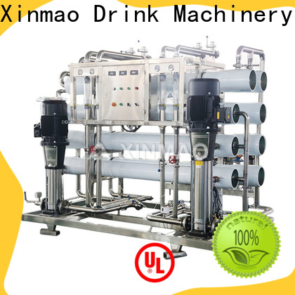 Xinmao treatment water treatment systems cost factory for factory