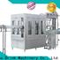 Xinmao threeinone bottling machine supply for factory