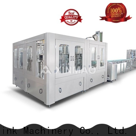 latest pure water filling machine small factory for water jar