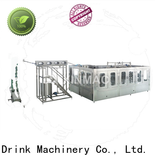 Xinmao top small juice filling machine suppliers for fruit juice