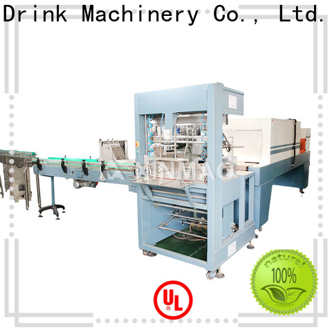 New packaging machinery fully supply for bottle