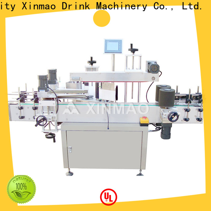 Xinmao high-quality can labeling machine company for bottle